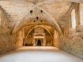 abbaye de Fontfroide/Réfectoire des Convers
