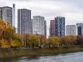 La Seine en automne/Paris