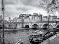 Quai de seine /Paris