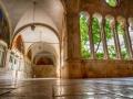 Cloître monastère franciscain