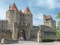 Porte Narbonnaise / Carcassonne