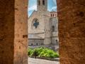 Fontfroide/ Eglise abbatiale
