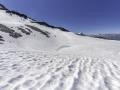Glacier de la Chiaupe, La Plagne