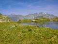 France, Mercantour/ Lac de Morgon