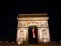 Arc de triomphe/Paris
