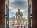 Institut de France , Pont des arts/Paris