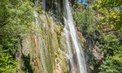 Sillans la cascade petit Paradis