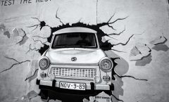 Berlin un mur Berlin uni