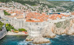 Dubrovnik la perle de l'adriatique