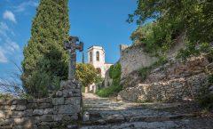 Ballade en Provence Lourmarin Oppede le vieux