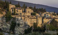 Sur les routes de  Provence  de Vaison la romaine à Rustrel