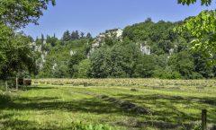 La Beaume petite rivière d'Ardeche