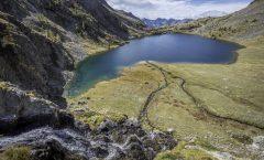 Lacs de Vens - Haute Tinée   Parc du Mercantour