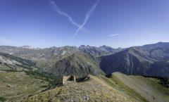 Bousieyas  Le Pic des Mouches et le Mont Vial